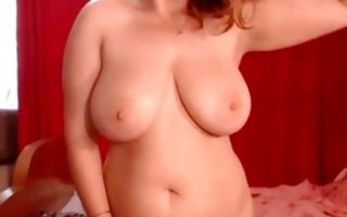 Marvelous ex-girlfriend with big boobs sucking meaty dick